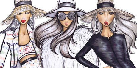 Fashion Illustration Workshop with Mads Francis tickets