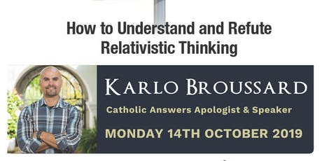 Karlo Broussard 'Your Truth, My Truth' Talk: BRISBANE, 14th October 2019 tickets