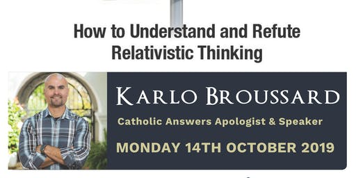 Karlo Broussard 'Your Truth, My Truth' Talk: BRISBANE, 14th October 2019