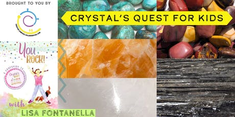 Crystal's Quest for Kids tickets