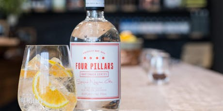 Four Pillars Gin & Tonic Trail tickets