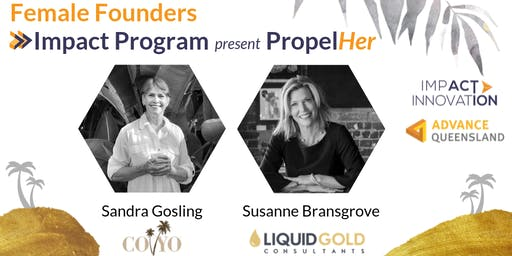Female Founders PropelHer Event on the Sunshine Coast