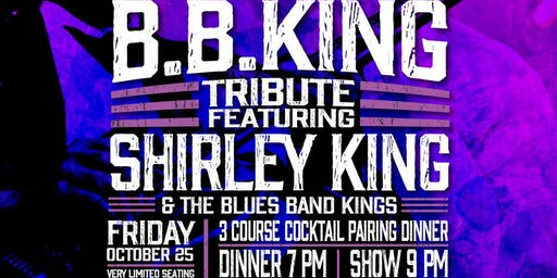 B.B.King Tribute Featuring Shirley King