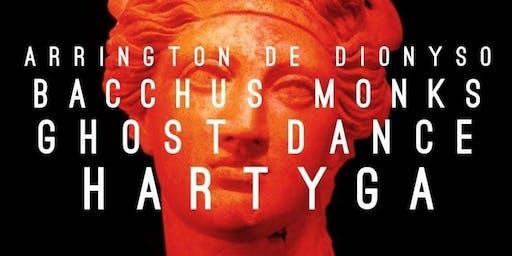 Hartyga, Arrington de Dionyso, Bacchus Monk, Ghost Dance