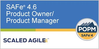 SAFe® 4 Product Owner/Product Manager (v 4.6) - Guaranteed to Run