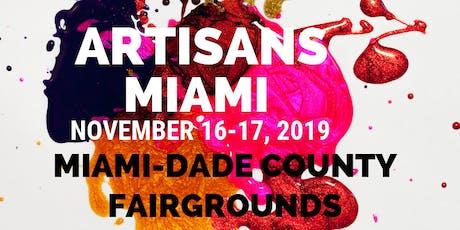 Artisans Miami tickets