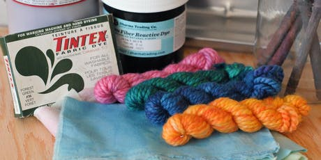 Dye Basics (Two dates available) tickets
