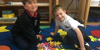 Kindergarten and TK Open House