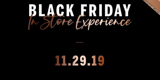 Aˈme-kə's Black Friday In-Store Experience