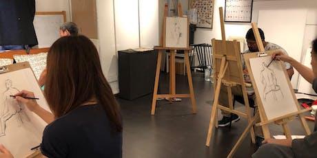 Figure Drawing Workshop tickets