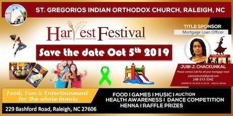 Harvest Festival 2019 tickets