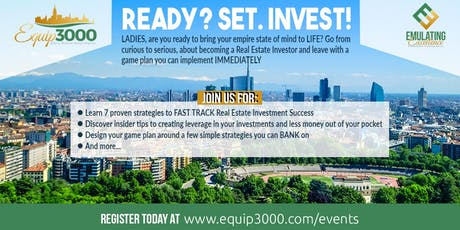 Ready, Set. Invest! Milwaukee tickets