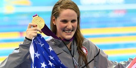 MISSY FRANKLIN & JOSH DAVIS Swim Clinic in Lander, WY Sunday Nov, 10 2019, 2:30-5pm ages 12-18, 4-6:30pm  ages 12-18 tickets