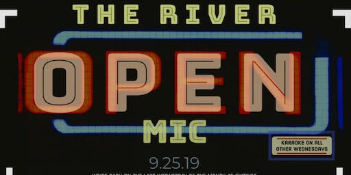 The River Open Mic