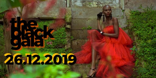 The Black Gala - AfroFuturism; Africa in a Thousand Years.