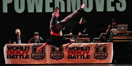 2019 WBB CHAMPIONSHIPS - NY'S BIGGEST BBOY SPORTS COMPETITION tickets