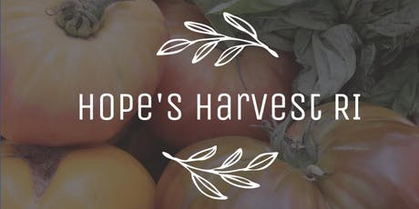 Tomato Gleaning Trip with Hope's Harvest - Tuesday 9/24/19 - 9-11AM tickets