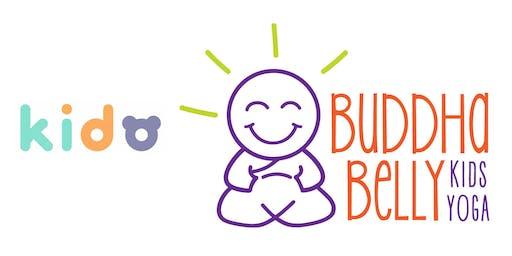 Kido Moves - Buddha Belly Kids Yoga!
