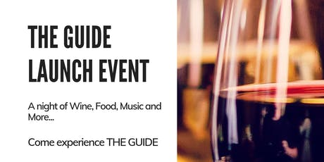 The Guide Launch Event  tickets
