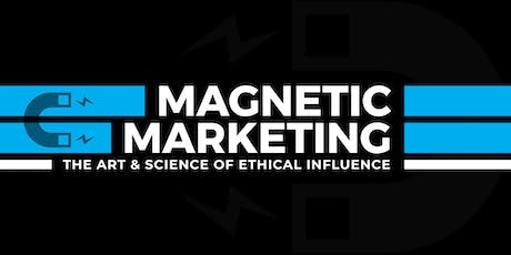 Magnetic Marketing Calgary tickets