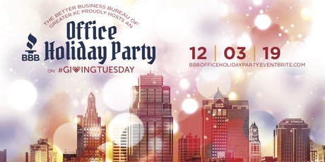 BBB Office Holiday Party tickets