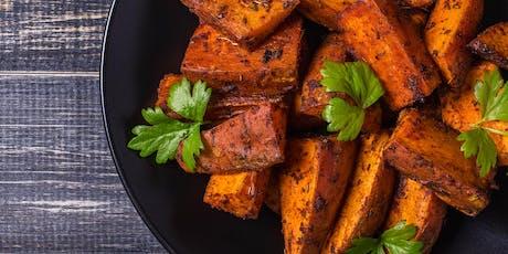 Weeknight Vegan - Autumn Menu Cooking Class tickets