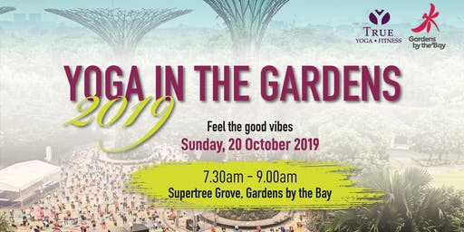 Yoga in the Gardens 2019