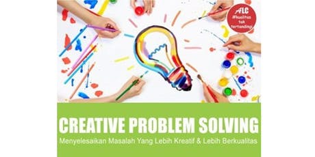 Public Training Creative Problem Solving tickets