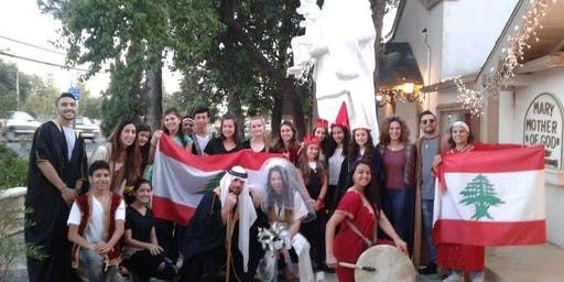American Lebanese and Middle Eastern Festival Oct 12 & 13, 2019