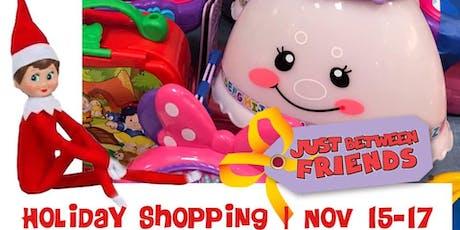 JBF - Prince William Winter Sale - Public Shopping tickets