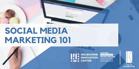 Social Media Marketing 101 - Kingston  tickets