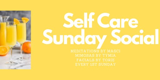 Self Care Sunday Social