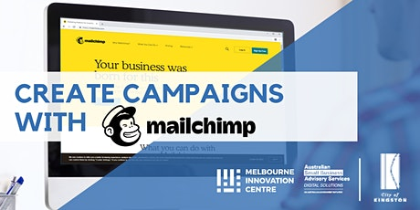 Create Marketing Campaigns with Mailchimp - Kingston tickets