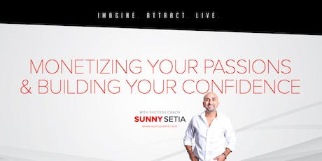 ELEVATE YOUR GAME with Sunny Setia & Entrepreneurs Academy!  tickets