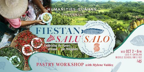 Pastry Workshop with Chef Mylene Valdez tickets