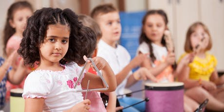 FREE PREVIEW - CERT IN EARLY CHILDHOOD MUSIC EDUCATION tickets