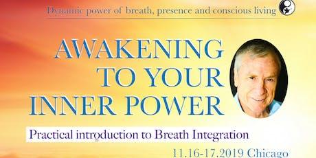 Awakening to Your Inner Power tickets