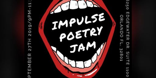 IMPULSE POETRY JAM