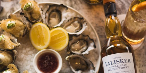 Whisky & Oysters: A Malty Salty Soiree