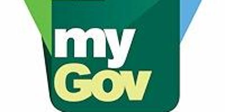 MyGov Help tickets