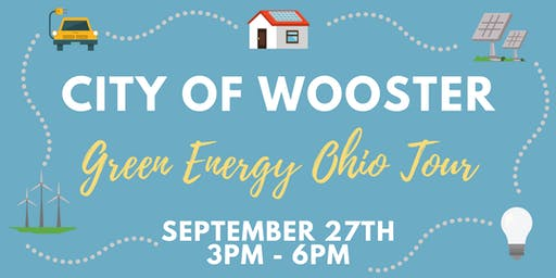 Wooster Green Energy Ohio Tour