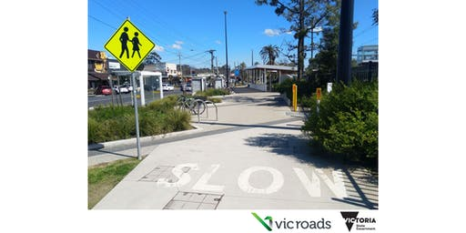 Box Hill to Ringwood shared use path - drop-in session