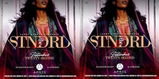 """""""THE STNDRD."""" @ APRES"""