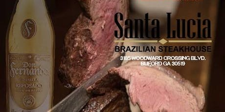 Viva Tequila Dinner Series - Santa Lucia Steak House - Oct 9 tickets