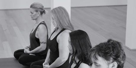 Wisdom Yoga Institute Wise Mind Meditation Teacher Training UBUD billets