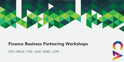 Finance Business Partnering Workshop TOWNSVILLE