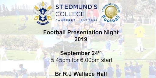 Football Presentation Evening