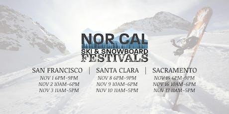 2019 San Francisco Ski & Snowboard Festival tickets