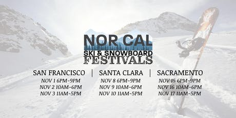 2019 Santa Clara Ski & Snowboard Festival tickets