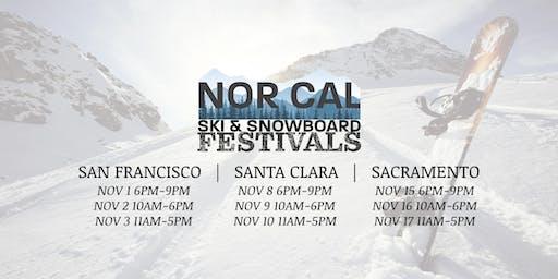 2019 Santa Clara Ski & Snowboard Festival